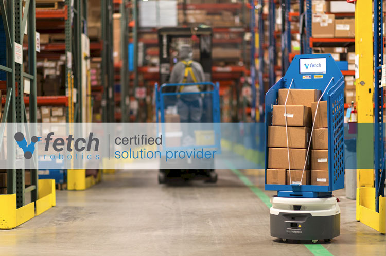 Fetch Robotics Solution Partner
