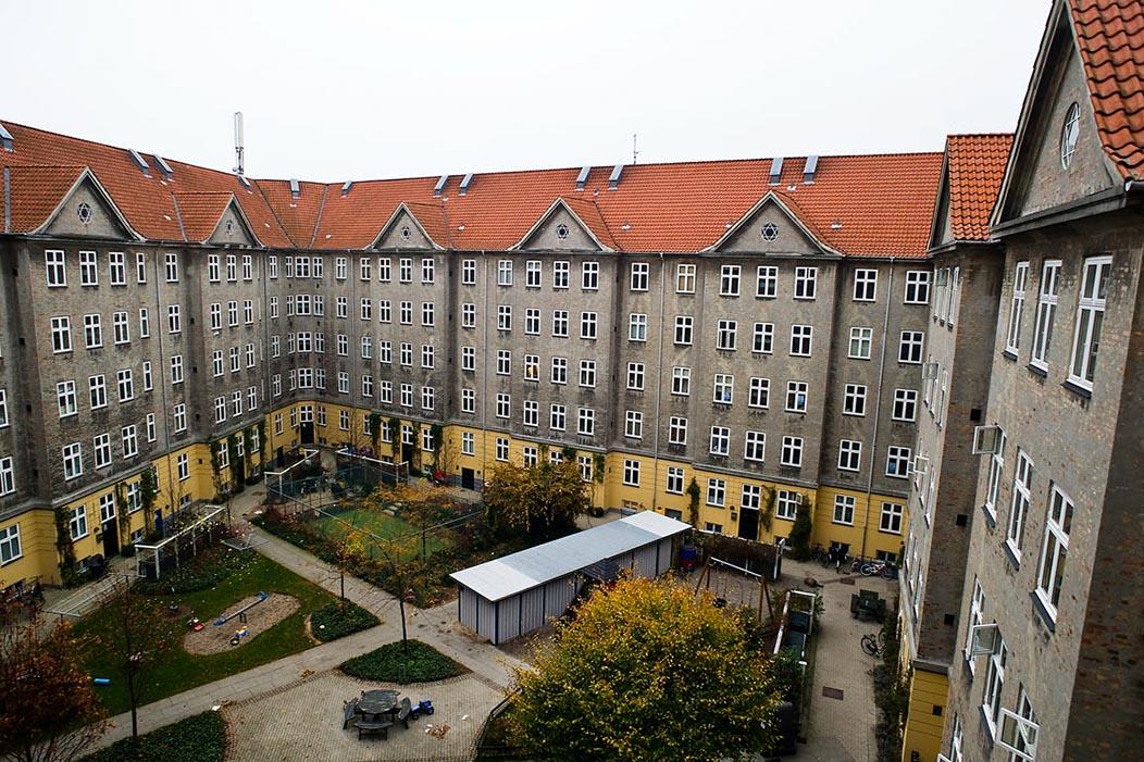Nye pulterrum til 14 adresser - Andelsboligforeningen Søjlegården